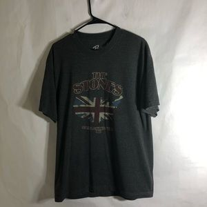 The Rolling Stones Large Gray Shirt